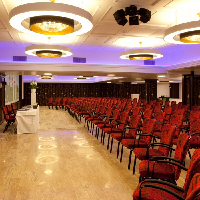 Golden Tulip Hotel Central Theater opstelling