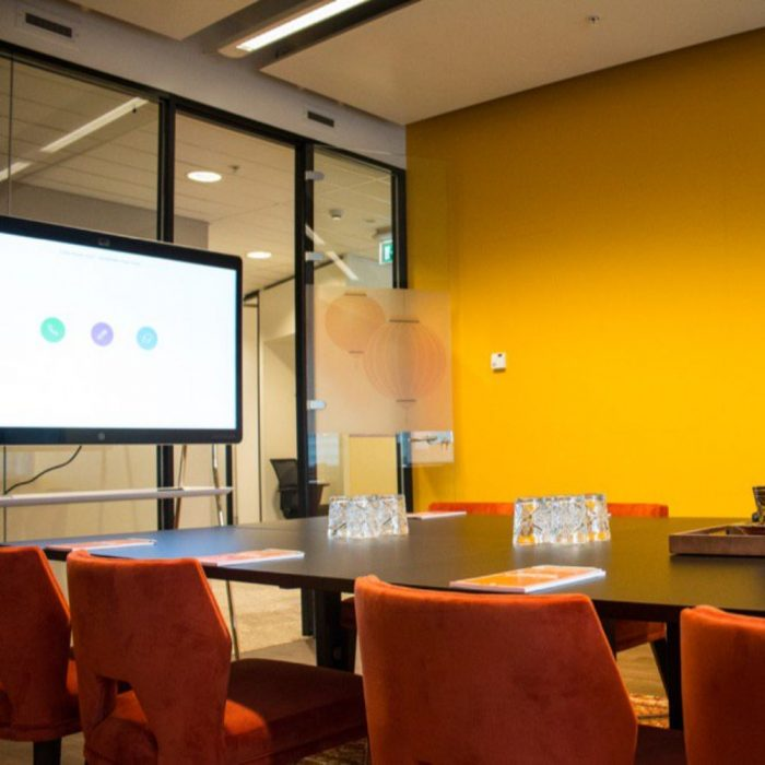 Tribes Amsterdam Arena meeting room 2