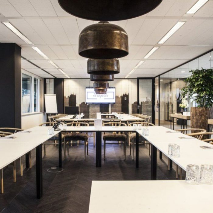 Tribes Amsterdam Schiphol meeting room 1