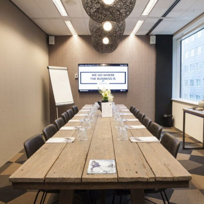 Tribes Amsterdam Schiphol meeting room 3