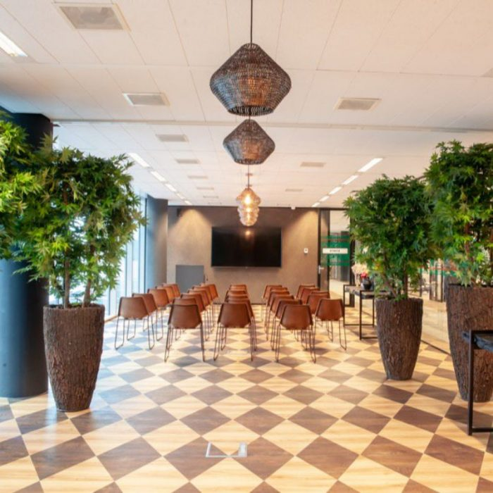 Tribes Amsterdam Zuidas SOM meeting room