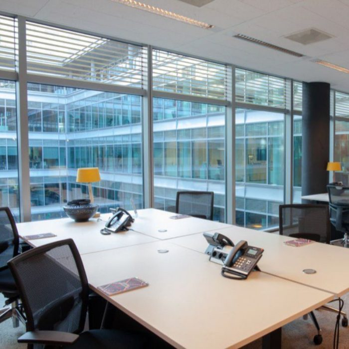 Tribes Amsterdam Zuidas SOM office