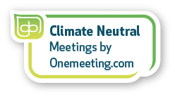 Groenbalans label Climate Neutral Meetings by Onemeeting.com